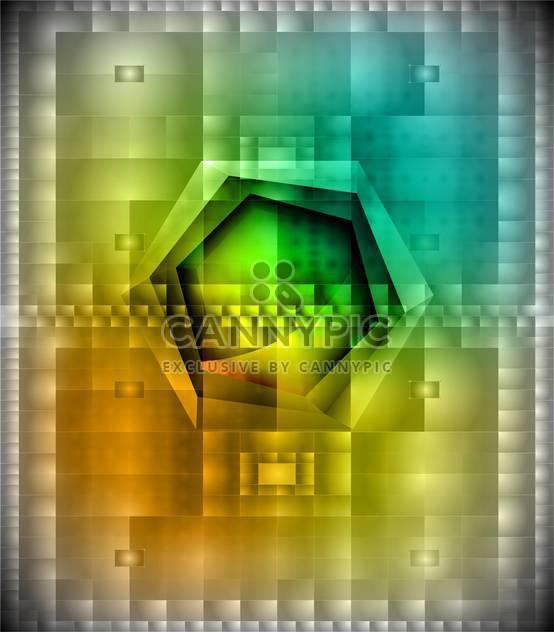 Abstraktes Vektor farbigen Hintergrund mit Text-Platz - Free vector #130690