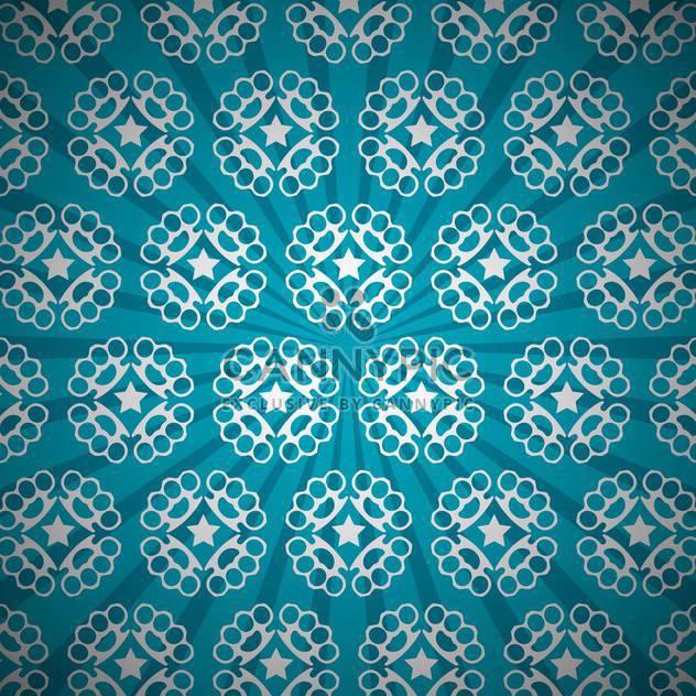 Nahtlose Schlagring auf blauem Hintergrund - Kostenloses vector #132210