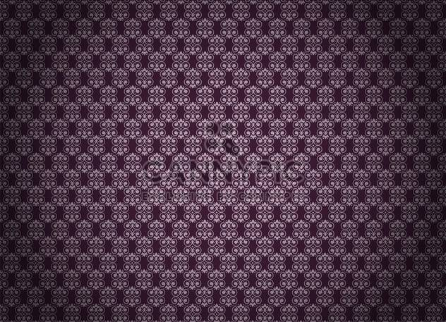 seamless damask vector pattern - Free vector #132540