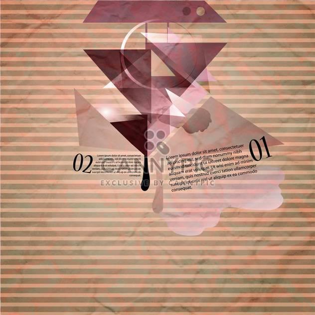 Business-moderne Kunstwerke-Hintergrund - Kostenloses vector #132610