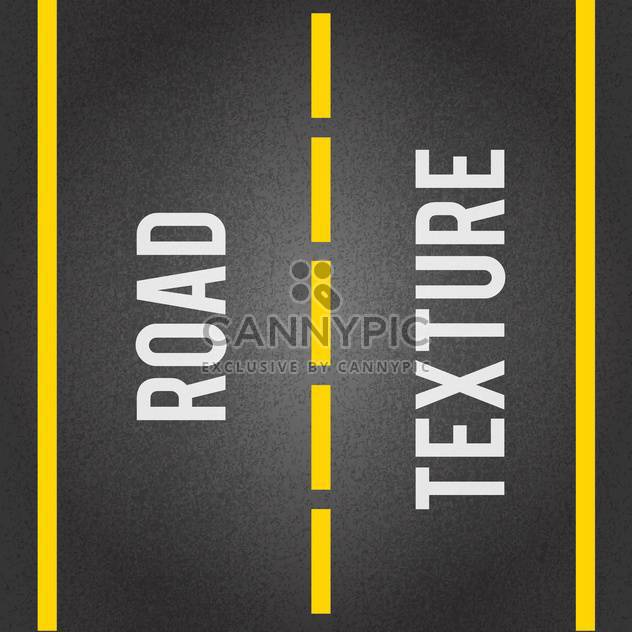 road lines seamless texture - Free vector #133020