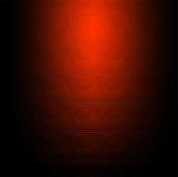 Vector illustration of dark red background - vector gratuit #125970