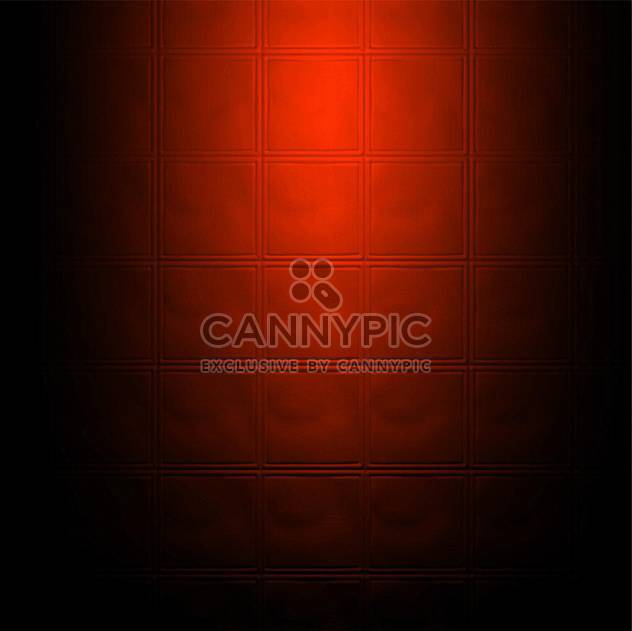 Vector illustration of dark red background - Free vector #125970