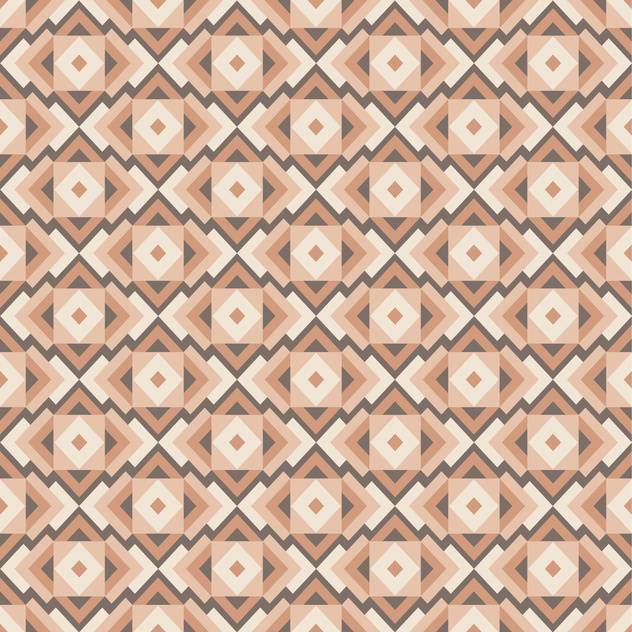Vector abstract background with geometric pattern - vector gratuit #125990