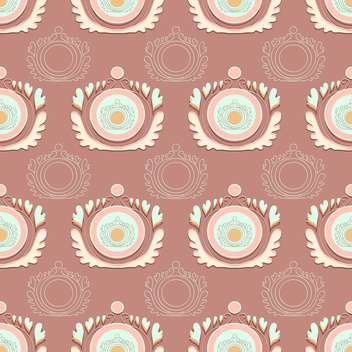 Vector colorful vintage art background - Free vector #127220
