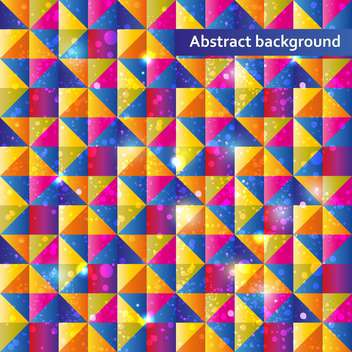 abstract vector colorful background - vector gratuit #128970