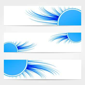 abstract vector cards background - vector gratuit #130280