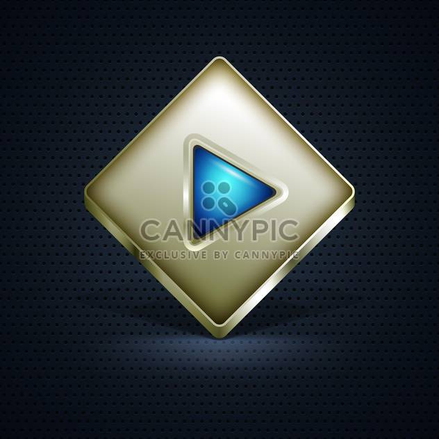 Web site icon vector illustration - Free vector #131240