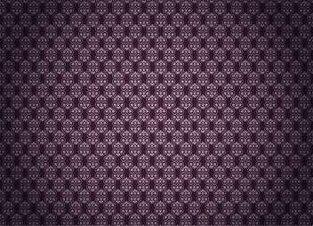 seamless damask vector pattern - бесплатный vector #132540