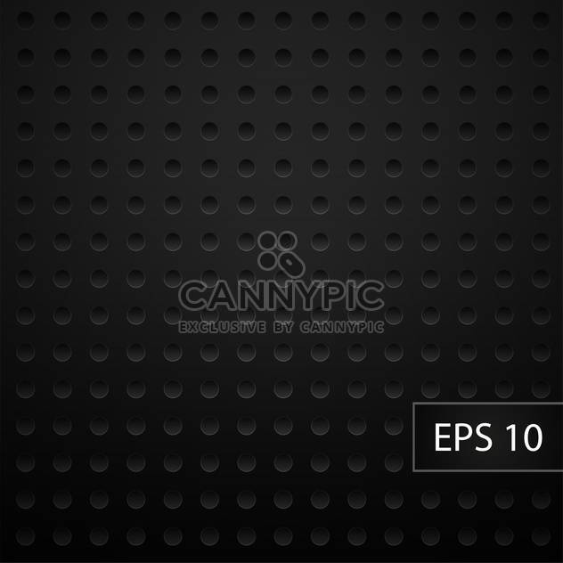 carbon pattern abstract black background - Free vector #134850